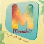 Logo da emissora R�dio Moriah 105.9 FM