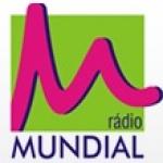 Logo da emissora R�dio Mundial 95.7 FM