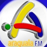 Logo da emissora R�dio Araguaia 96.7 FM