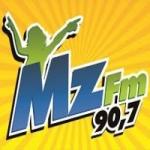 Logo da emissora Rádio MZ 90.7 FM