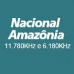 Logo da emissora R�dio Nacional da Amaz�nia OC 11.780 KHZ