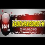 Logo da emissora R�dio Maribondo 104.9 FM