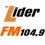 Logo da emissora R�dio L�der 104.9 FM