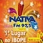 Logo da emissora R�dio Nativa 97.5 FM