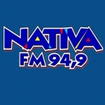 Logo da emissora R�dio Nativa 94.9 FM