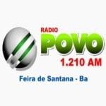 Logo da emissora R�dio Povo 1210 AM