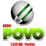Logo da emissora R�dio Povo 1520 AM