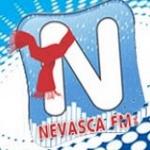 Logo da emissora R�dio Nevasca 104.1 FM