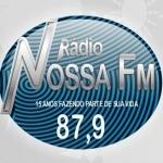 Logo da emissora R�dio Nossa FM 87.9 FM