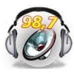 Logo da emissora R�dio Nossa 98.7 FM