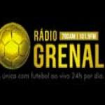 Logo da emissora R�dio Grenal 1020 AM 95.9 FM