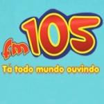 Logo da emissora R�dio Nossa FM 105.9