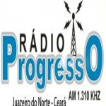 Logo da emissora R�dio Progresso 1310 AM