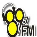 Logo da emissora Rádio Nova 89.7 FM