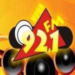 Logo da emissora R�dio Nova 92.9 FM