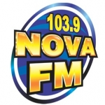 Logo da emissora R�dio Nova 103.9 FM