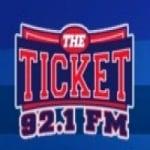Logo da emissora Radio KQSM 92.1 FM