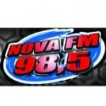 Logo da emissora R�dio Nova 98.5 FM