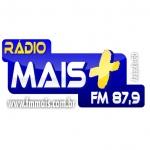 Logo da emissora R�dio Mais 87.9 FM