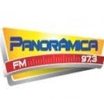 Logo da emissora Rádio Panorâmica 97.3 FM