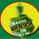 Logo da emissora Rádio Querência 97.7 FM