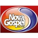 Logo da emissora Rádio Nova Gospel 105.9 FM