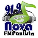 Logo da emissora Rádio Nova FM 91.9