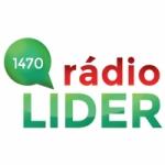 Logo da emissora Rádio Nova Líder 1470 AM