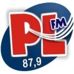 Logo da emissora Rádio PL 87.9 FM