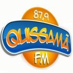 Logo da emissora Rádio Quissamã 87.9 FM