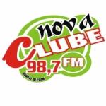 Logo da emissora R�dio Clube 98.7 FM