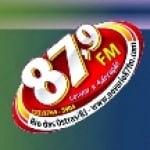 Logo da emissora Rádio Novo Rio 87.9 FM