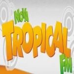 Logo da emissora Rádio Nova Tropical 105.9 FM