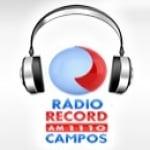 Logo da emissora R�dio Record 1110 AM
