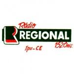 Logo da emissora R�dio Regional de Ipu 1520 AM