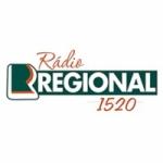 Logo da emissora Rádio Regional 1520 AM