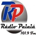 Logo da emissora R�dio Paiai� 101.9 FM