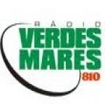 Logo da emissora R�dio Verdes Mares  810 AM Verdinha
