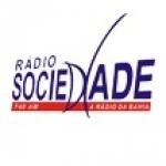 Logo da emissora R�dio Sociedade 740 AM