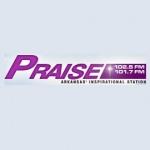 Logo da emissora KVLO 101.7 FM