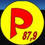 Logo da emissora Rádio Paraguassu 87.9 FM