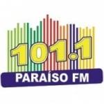 Logo da emissora R�dio Para�so 101.1 FM