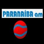 Logo da emissora Rádio Paranaíba 1380 AM