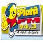 Logo da emissora R�dio Piat� 94.3 FM