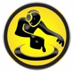 Logo da emissora R�dio Pitanga 580 AM