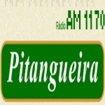 Logo da emissora R�dio Pitangueira 1170 AM