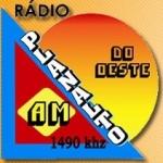 Logo da emissora Rádio Planalto do Oeste 1490 AM
