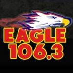 Logo da emissora Radio KYGL 106.3 FM