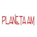 Logo da emissora R�dio Planeta 710 AM