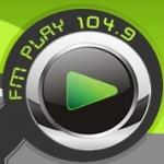 Logo da emissora Rádio Play 106.1 FM
